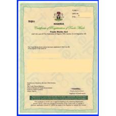 Nigeria Trademark Registration Application
