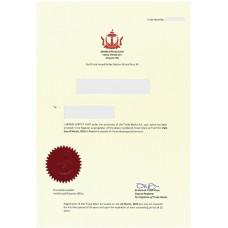 Brunei Trademark Registration Application
