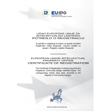 European Union (EU) Design Patent Registration Application