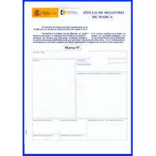 Spain Trademark Registration Application