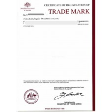 Australia Trademark Registration Application