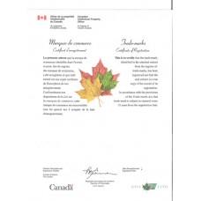 Canada Trademark Registration Application