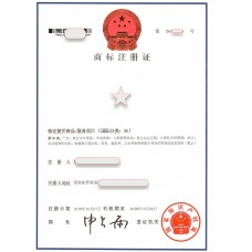 China Trademark Registration Application