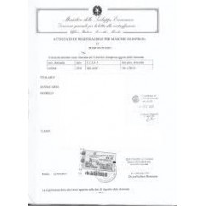Italian Trademark Registration Application