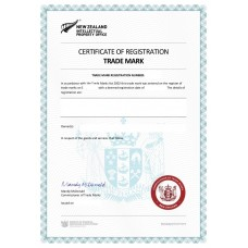 New Zealand Trademark Registration Application