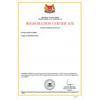 Singapore Trademark Registration Application