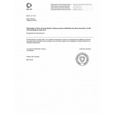 Switzerland Trademark Registration Application