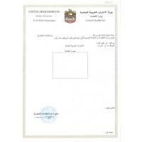 United Arab Emirates (UAE) Trademark Registration Application